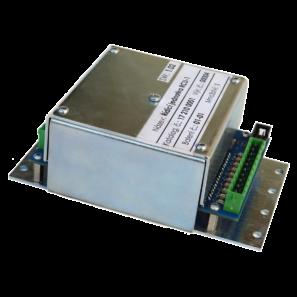 Řídicí jednotka RCU slouží pro ovládání dveřních elektromechanických pohonů.